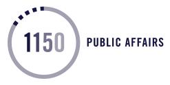 1150 Public Affairs